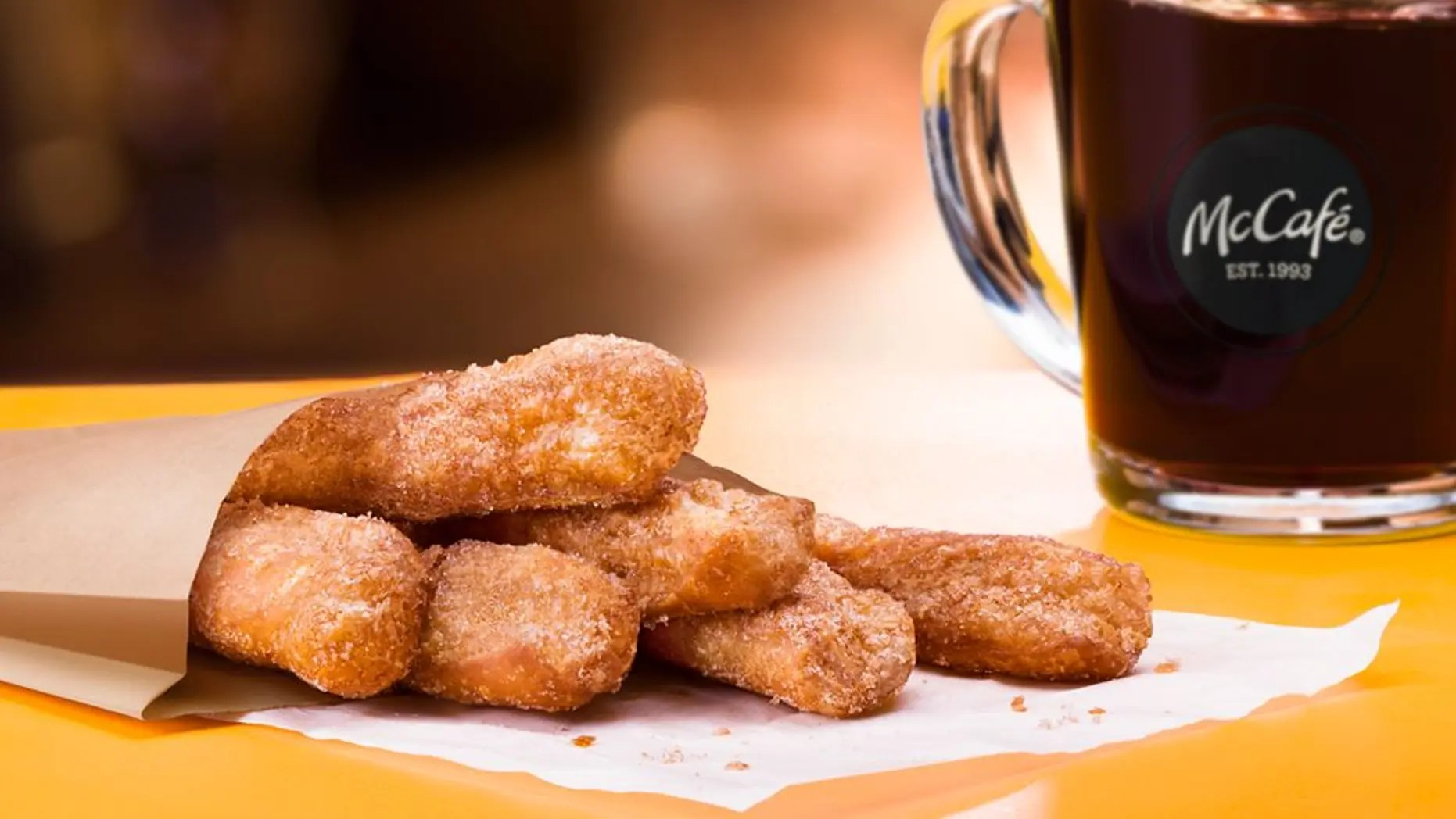 McDonald's confirms Donut Sticks will be joining breakfast ...