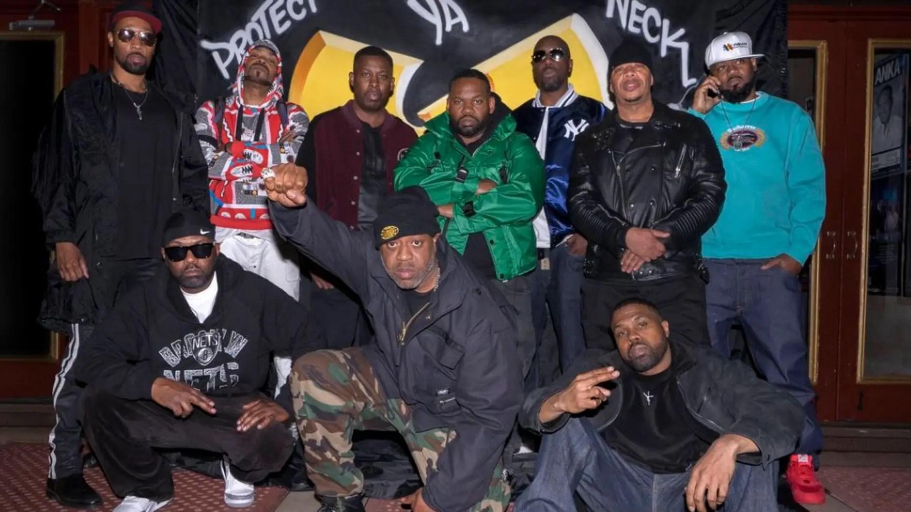 Wu Tang Clan Show At Ryman Auditorium Will Bring Hip Hop