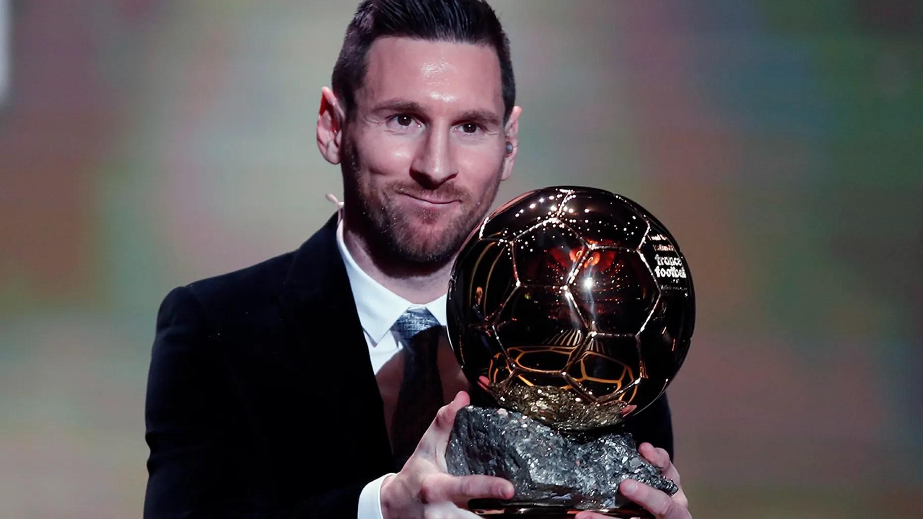Messi Us Captain Rapinoe Win Ballon D Or Awards Fox News