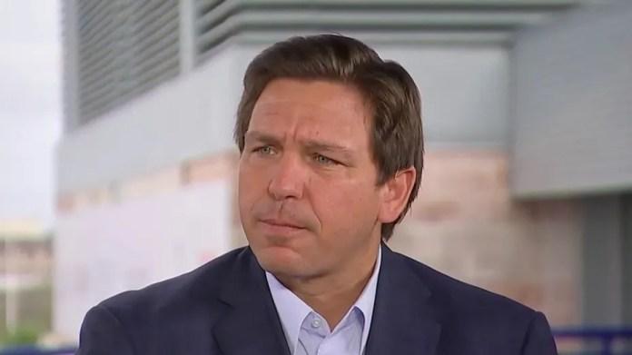 Florida Gov.  DeSantis on keeping businesses and schools open, Super Bowl predictions