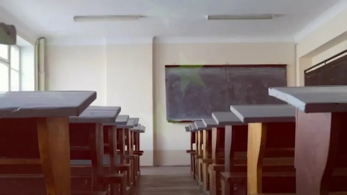 Eric Sean: China can be in your child's classroom