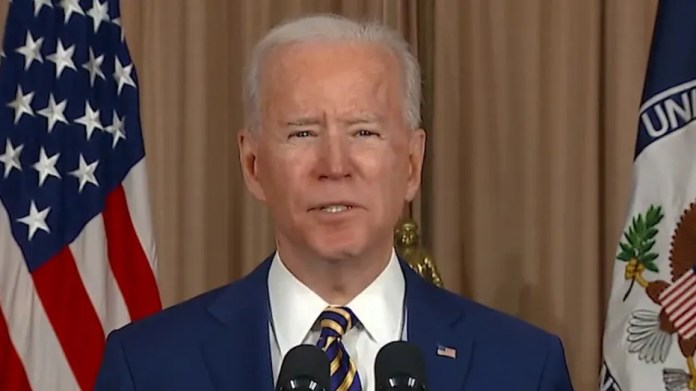 In the first foreign policy speech, Biden announced 'America is back'