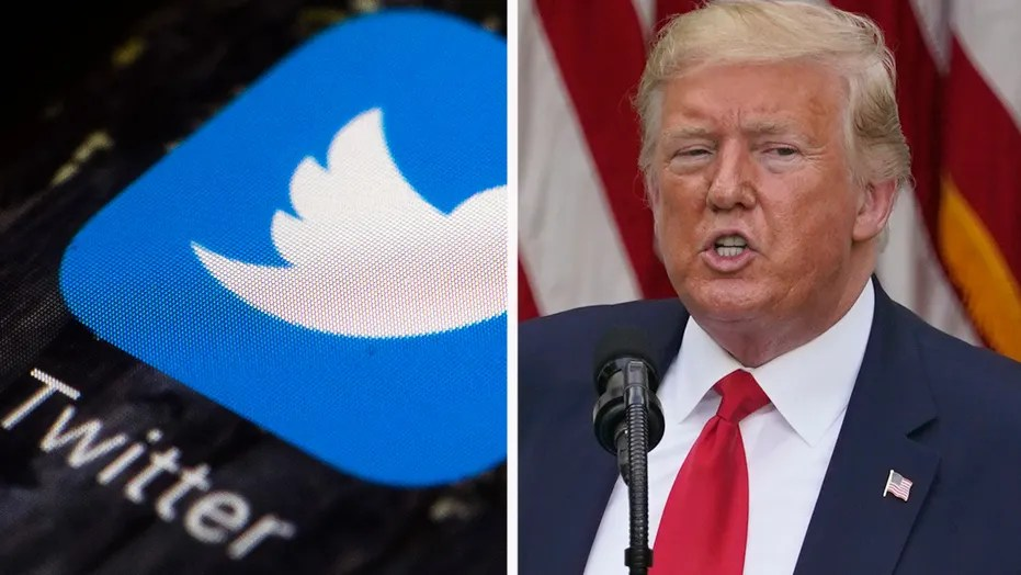 White House hits back after Twitter cracks down on Trump's ...