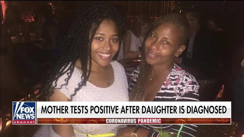 Chicago mother and daughter in coronavirus quarantine describe ...