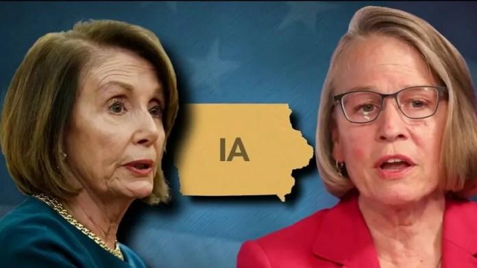 Iowa officials warn against GOP uniting Marionette Miller-Meeks