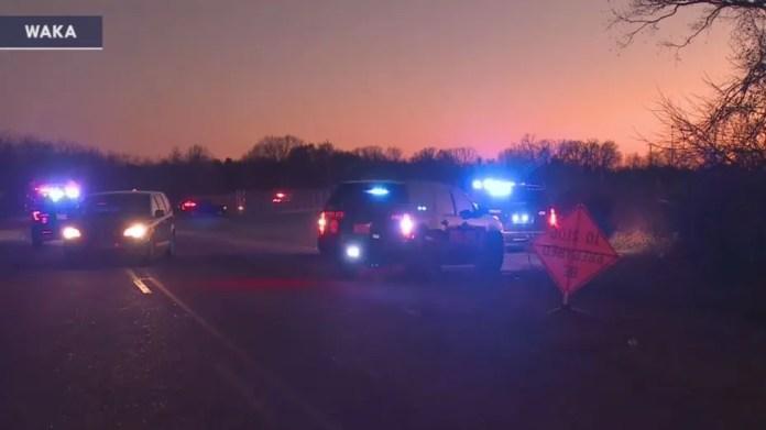 2 killed in Alabama military plane crash