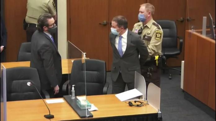 Derek Chauvin's verdict: guilty of all charges in George Floyd's death