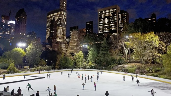 NYC allows Trump-run ice rink to remain open
