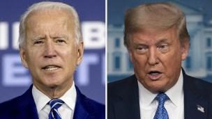 Polls shows dead even race in Georgia between Trump, Biden; GOP ...