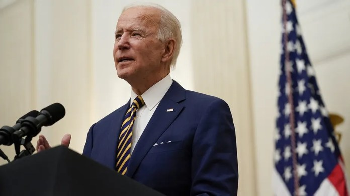 Conservative groups highlight Biden's ties to liberal black-money groups