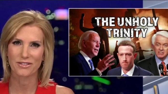 Ingram: Big Tech, Big Business and BLM 'Unholy Trinity' Behind Biden's Victory
