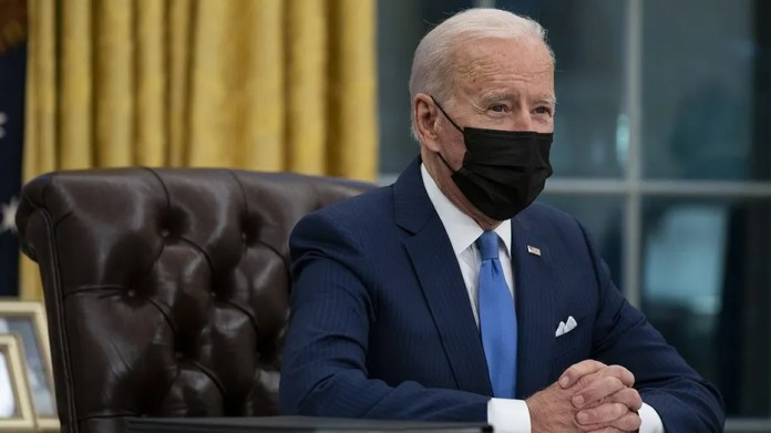 Biden 'surprisingly disciplined' during first month of presidency: Chris Wallace