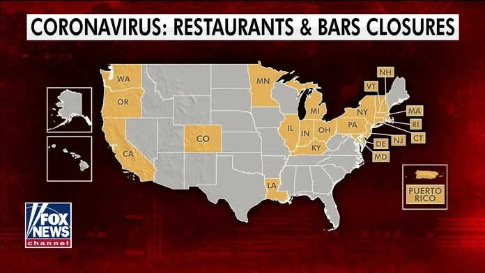 Nevada reports first coronavirus death | Fox News