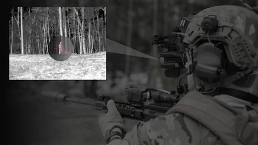 Us Soldiers Develop High Tech Gadget For Better Night Vision