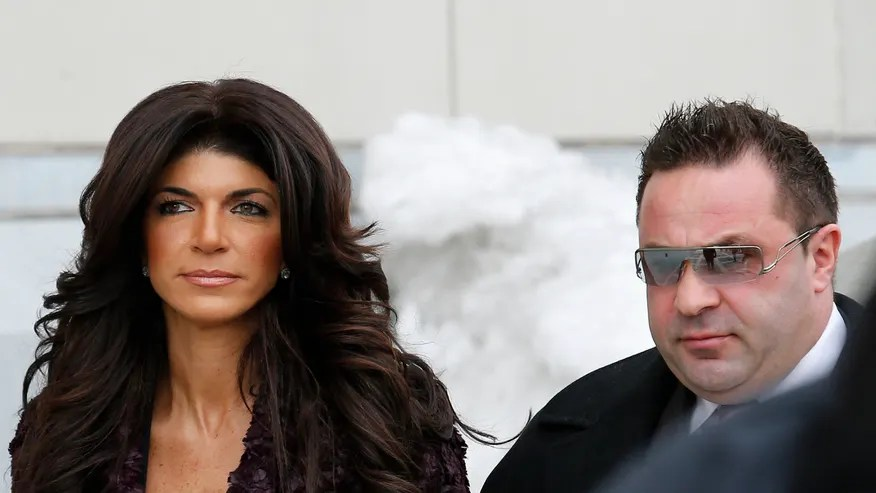 Teresa Giudice Joe court arrival march reuters.jpg