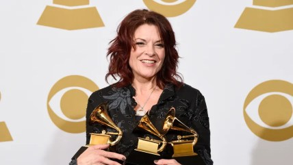 Rosanne Cash 3 Time Grammy winner 2015