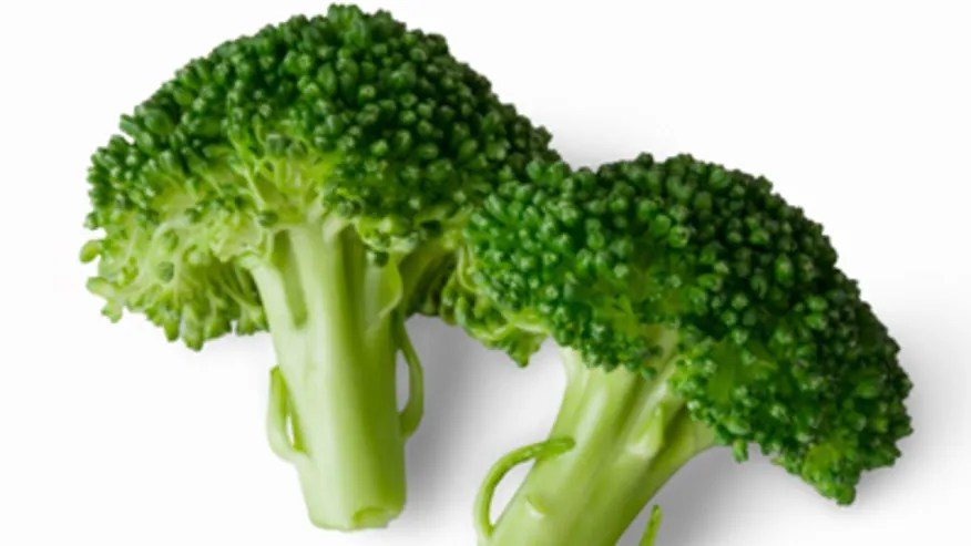 broccoli correct size