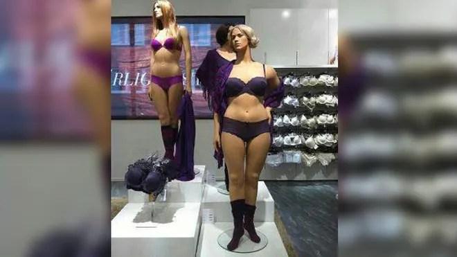 swedish mannequins plus size