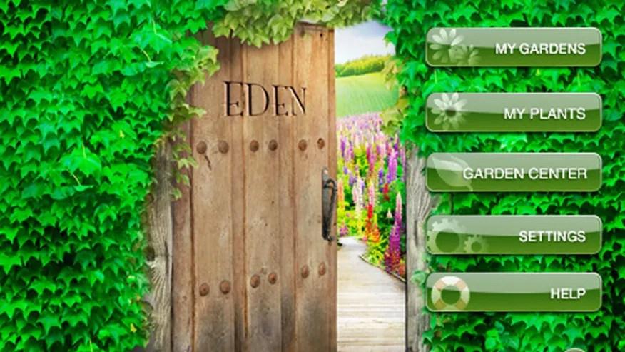 The Eden Garden Designer