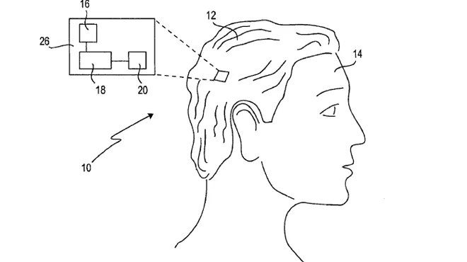 Sony files patent for bizarre 'SmartWig' with vibrating
