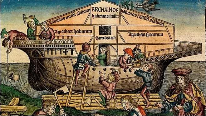 Noah's Ark Found?