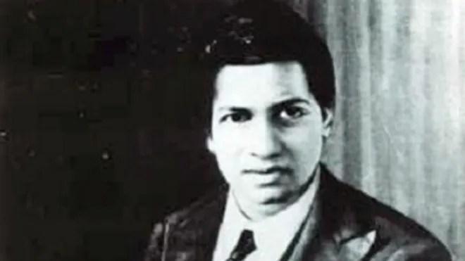 Srinivasa Ramanujan (EMORY UNIVERSITY)