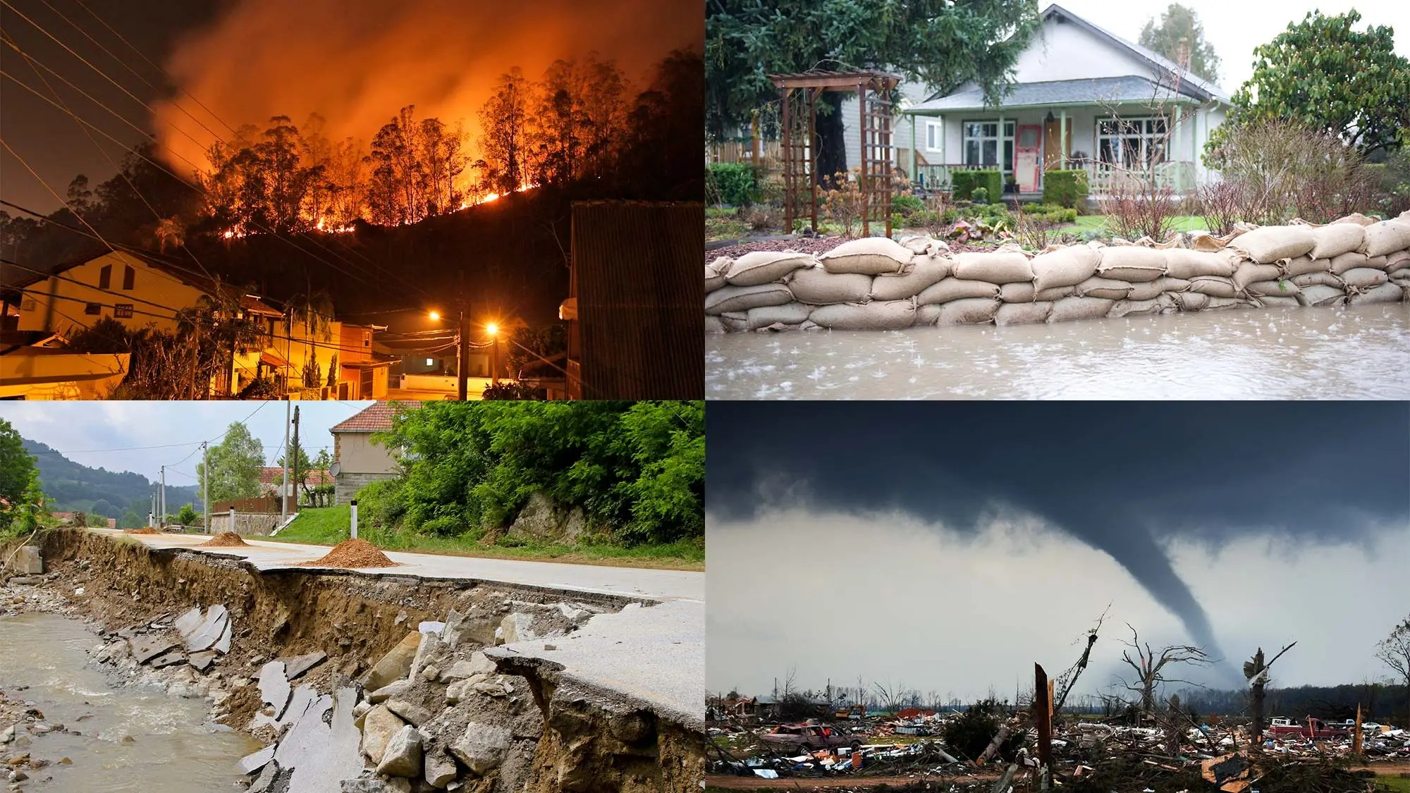 7 Natural Disasters That Can Destroy Your Home Are You