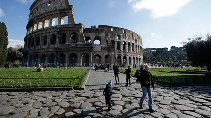 Archaeologists: For centuries, Rome's Colosseum was a 'condo'