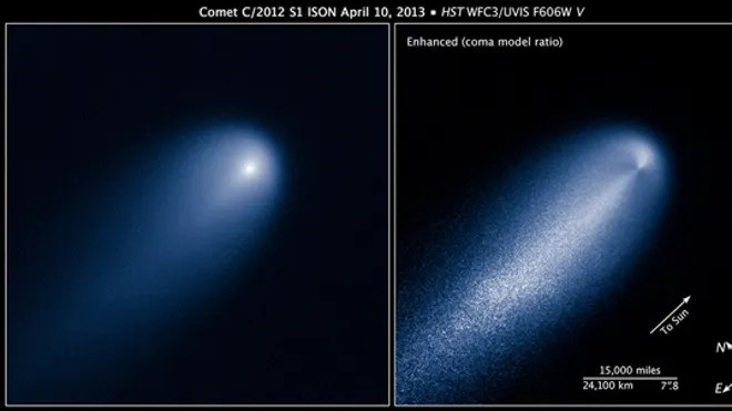 The ISON Comet