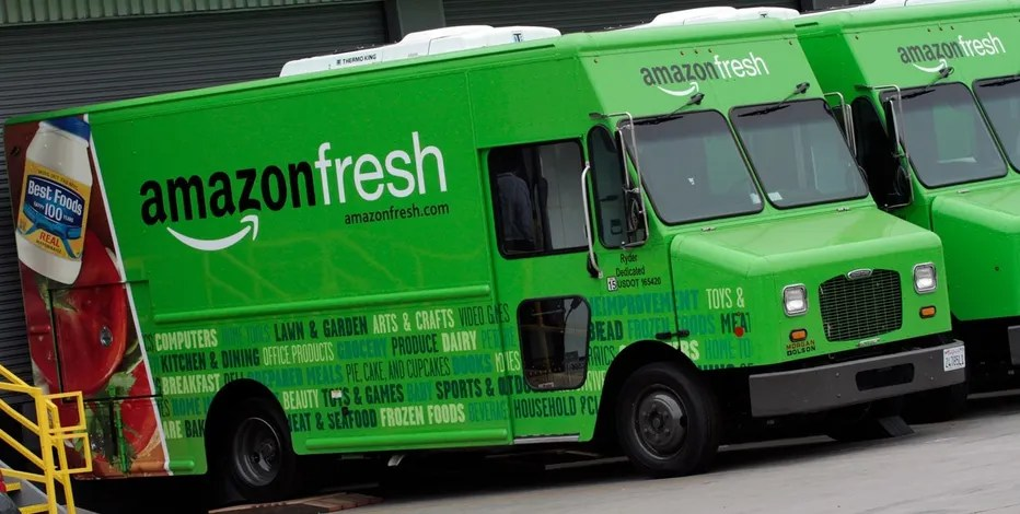 Amazon Blaming Us Postal Service For Grocery Delivery