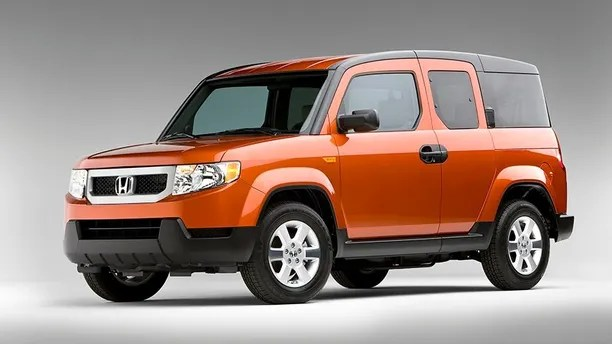 2010 Honda Element EX.