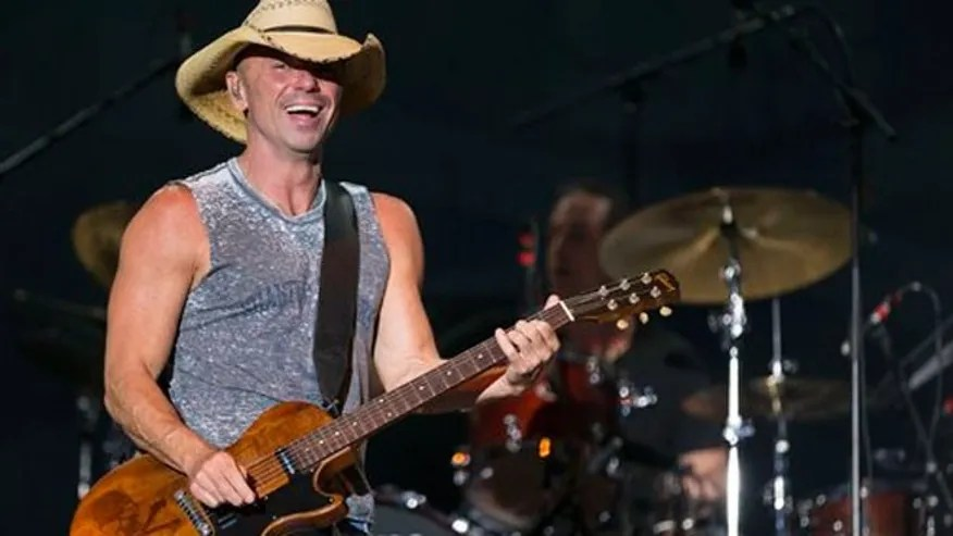 In this April 3, 2016, photo, Kenny Chesney performs at the 4th Annual ACM Party for a Cause Festival in Las Vegas. (Photo by Eric Jamison/Invision/AP)