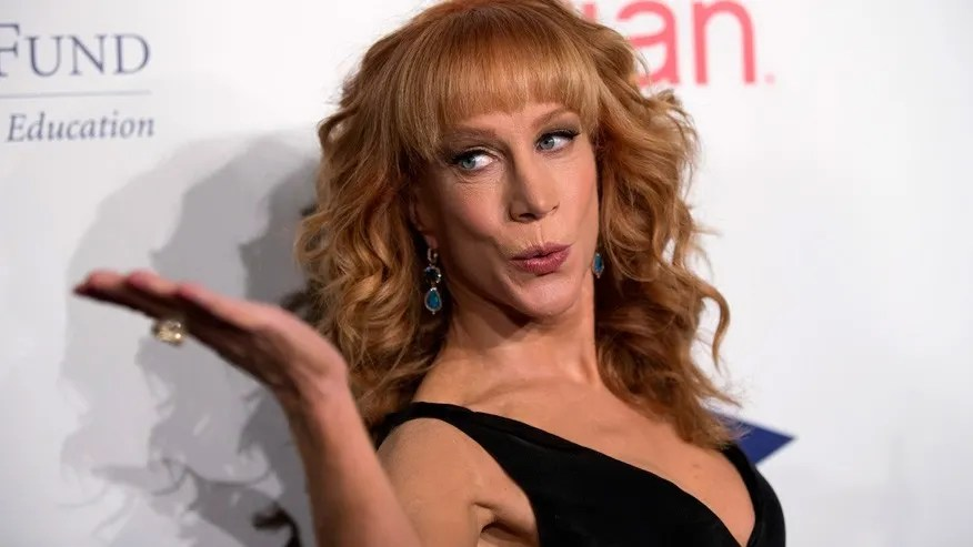 Kathy Griffin's photo shoot sparked outrage, but some celebrities are defending the comedienne.