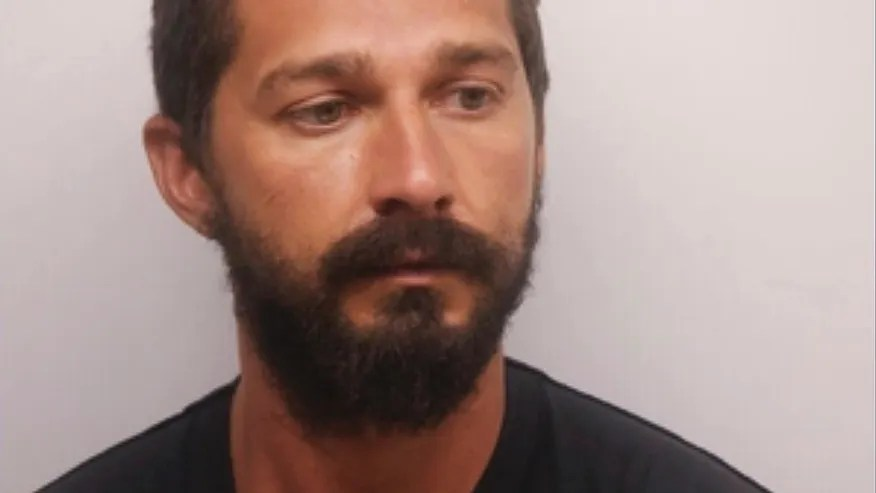 Image result for shia labeouf drunk