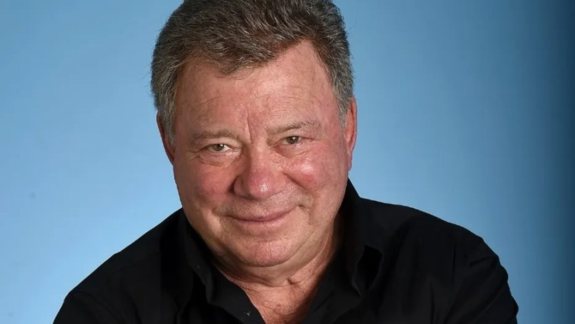 William shatner travel