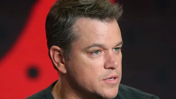 "Actor Matt Damon attends a news conference to promote the film ""Suburbicon"" at the Toronto International Film Festival (TIFF) in Toronto, Canada, September 10, 2017.    REUTERS/Fred Thornhill - RC18B4503410"