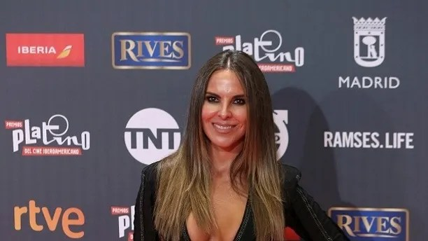 Actress Kate del Castillo poses for the media at the red carpet during the Platino Awards in Madrid, Spain, July 22, 2017. REUTERS/Susana Vera - RC13DEEA4AD0