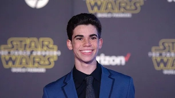 """Actor Cameron Boyce arrives at the premiere of """"Star Wars: The Force Awakens"""" in Hollywood, California December 14, 2015. REUTERS/Kevork Djansezian - TB3EBCF099S7G"""