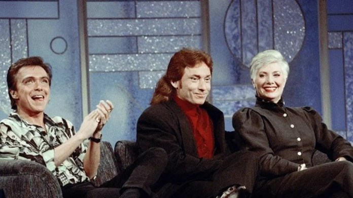 """David Cassidy's friend and co-star Danny Bonaduce (second from left) says late singer """"never did get the life he wanted."""""""