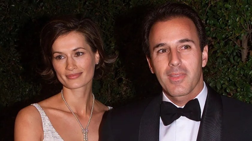 Matt Lauer's wife, Annette Roque, reportedly left their New York home and went to her native the Netherlands.