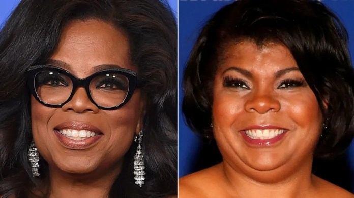 "April Ryan thinks Oprah Winfrey has ""mass appeal"" beyond race and gender."