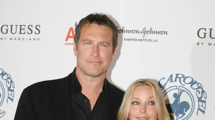 Bo Derek and John Corbett have been together for 15 years without ever walking down the aisle, but the couple insisted they don't need rings to prove their love is real.