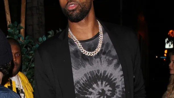 Tristan Thompson is seen partying at the Delilah club without Khlo�ardashian in West Hollywood <P> Pictured: Tristan Thompson <B>Ref: SPL1670353  120318  </B><BR/> Picture by: Photographer Group / Splash News<BR/> </P><P> <B>Splash News and Pictures</B><BR/> Los Angeles:310-821-2666<BR/> New York:212-619-2666<BR/> London:870-934-2666<BR/> photodesk@splashnews.com<BR/> </P>