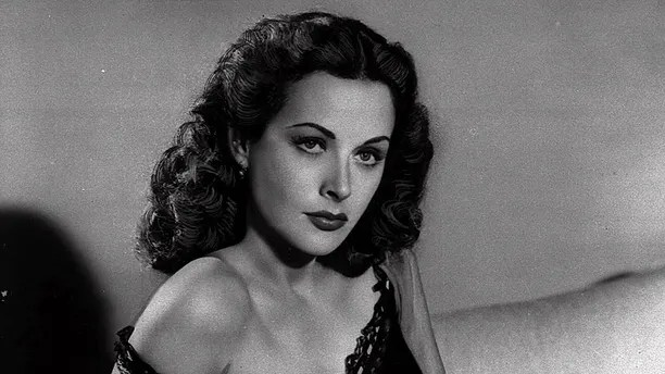 Actress Hedy Lamarr is shown in this 1946 photo. Lamarr, the Austrian-born actress whose exotic glamour and sex appeal sparked a string of hit films of the '30s and '40s. (AP Photo)