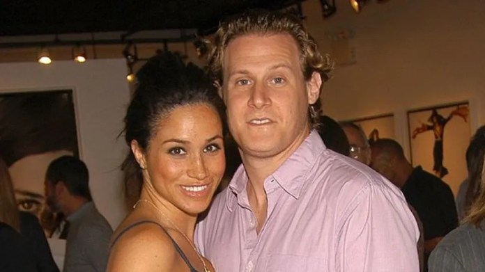 Meghan Markle's ex-husband, movie producer Trevor Engleson, was slated to produce a TV series loosely based on Markle's life. But Engleson has reportedly pulled the plug on the idea.