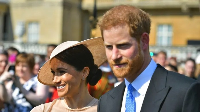 "Meghan Markle reportedly called Prince Harry the ""best husband ever."""