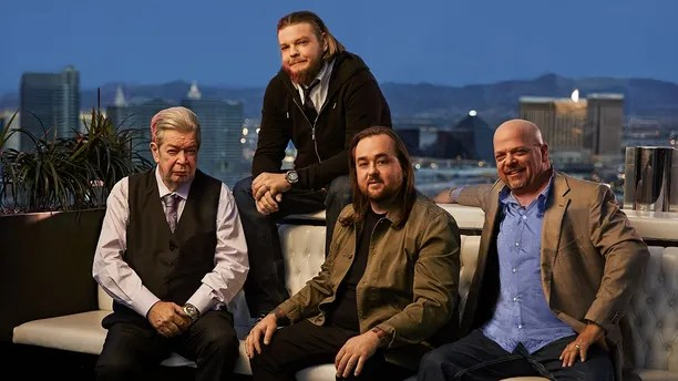 pawn stars cast history channel