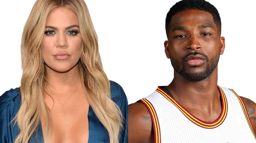 Khloé Kardashian, left, and Tristan Thompson are in couples therapy, according to Kris Jenner's longtime friend, Lisa Stanley.