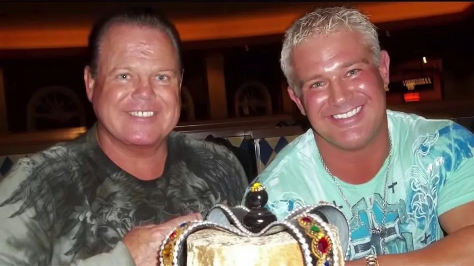 Image result for Jerry Lawler and Brian Christopher