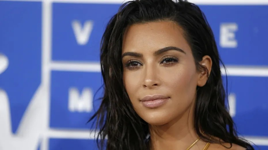 Kim Kardashian has been under fire about her figure in recent weeks.